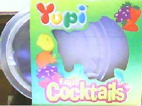 ini ni bungkus nya si cocktails