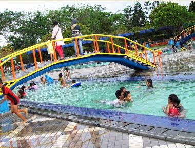 kolam arus lagi