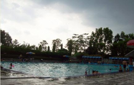 kolam serius