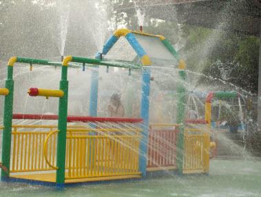 kolam ujan