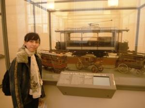 kereta-kereta pengangkut dari masa ke masa