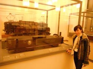 lokomotif jaman dahulu