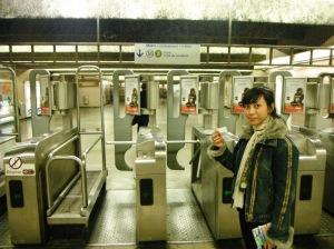 ini gate metro nya