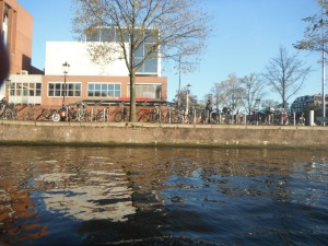 banyak sepeda disini