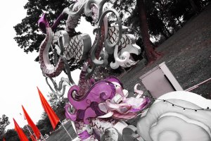 si unyu (ungu maksudnya)