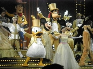 Golden Mickey Show
