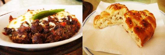 makanan sayaaa,, Sultan Kebab (S$14.90),, dagingnya ini lamb,, dan yang kuning-kuning itu super cheese!! jadi super melting gitu,, yummmm.. dan walo keliatannya dikit, tapi super kenyaangg,, apalagi dipadu sama roti nya itu,, rotinya ga keras loohh