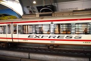 badannya express line